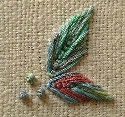 Coton mouliné
