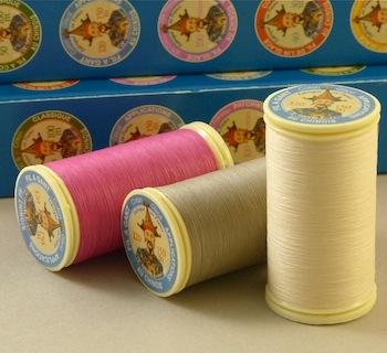 Glowing thread