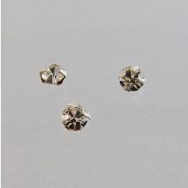 Strass à coudre Preciosa 3,7 mm cristal