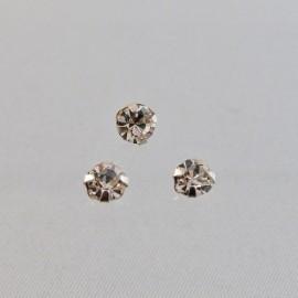 Strass à coudre Preciosa 4,5 mm cristal
