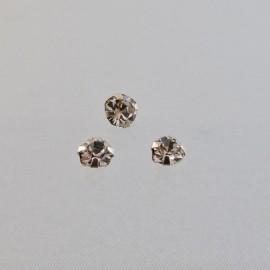 Strass à coudre Preciosa 5,3 mm cristal