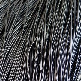 Cannetille 1 mm noir brillant