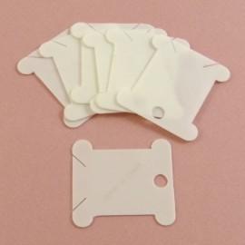 Cartonnettes plastique x 20
