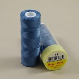 Fil coton bleu pervenche Dare-Dare
