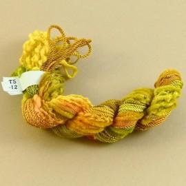Assortiment jaune, vert et orange changeant