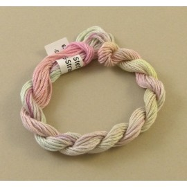 coton mouliné harmonie pastel