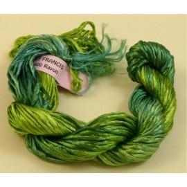 Rayonne 2 mm vert changeant