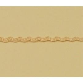 Serpentine fine ivoire 2 mm