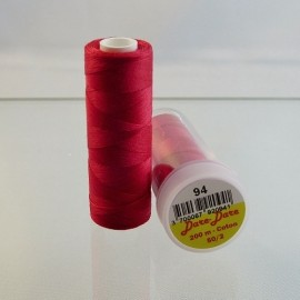 Fil coton rouge Dare-Dare
