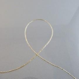 Cordonnet ivoire 1,7 mm