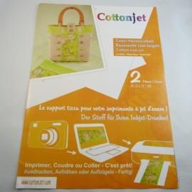 Cottonjet coton thermocollant