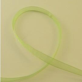 Organza amande 10 mm