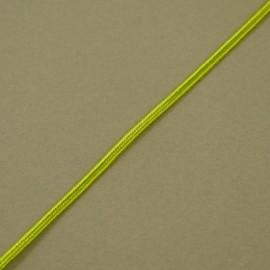 Soutache vert chartreuse 2,5 mm
