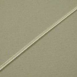 Soutache ivoire 3 mm