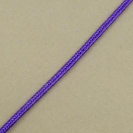 Soutache violette 3 mm