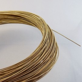 Antic gold pearl purl 1 mm