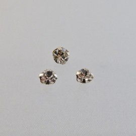 Sew on Preciosa rhinestone 5,3 mm cristal