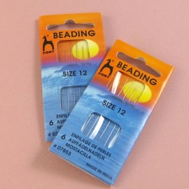 Bead needles 51 mm