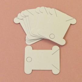 Paper floss bobin x 25