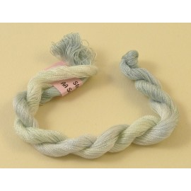 Superfine silk light grey color changing n°26
