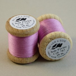 Perlé silk light pink Au ver à Soie n° 767