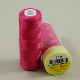 Cotton thread fuchsia Dare Dare n°112