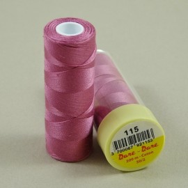 Cotton thread dusty pink Dare Dare n°115