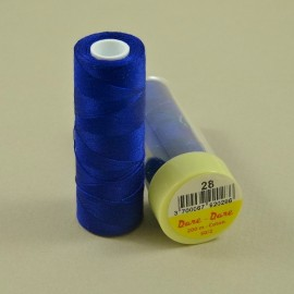 Cotton thread royal blue Dare Dare n°28