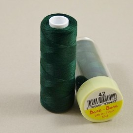 Cotton thread bottle green Dare Dare n°46