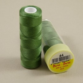 Cotton thread kaki green Dare Dare n°44
