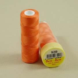 Cotton thread light orange Dare Dare n°92B