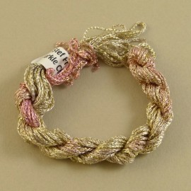 Sparkle chainette pink champagne n°50
