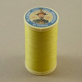 Gloving thread medium yellow Au Chinois n° 335