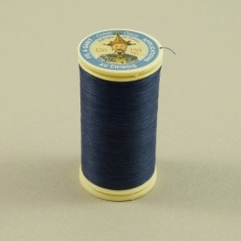 Gloving thread navy blue Au Chinois n° 650