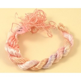 Filament silk light pink color-changing n°33