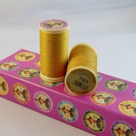 Waxed thread gold « Au chinois » n° 360