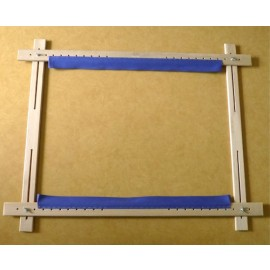 Lunéville embroidery frame 0,90 x 0,70 m