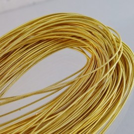 Gilt purl 1 mm
