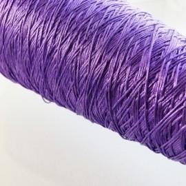 12 strands metallized thread purple