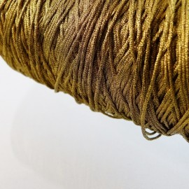 20 strands metallized thread antic gold