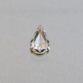 Sew on pear Swarovski crystal 13 x 7.8 mm