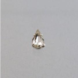 Sew on pear Swarovski crystal 8 x 4,8 mm