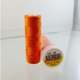 Cotton thread orange Dare Dare n°52