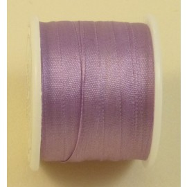 Silk ribbon 4 mm parma