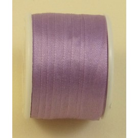 Silk ribbon 7 mm parma