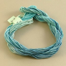viscose gimp aquamarine color-changing