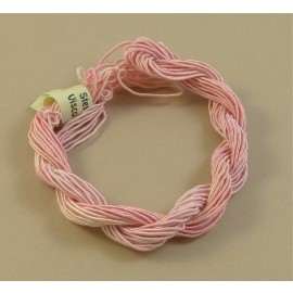 viscose gimp light pink color-changing