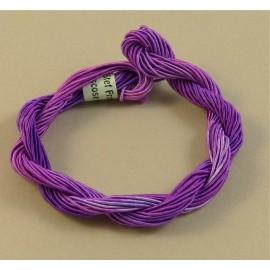 viscose gimp purple color-changing