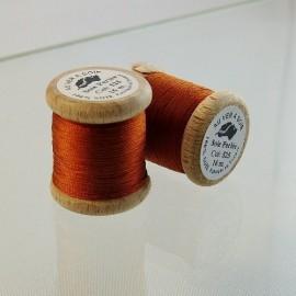 Perlé silk copper Au ver à Soie n° 525