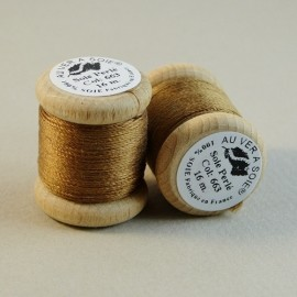 Perlé silk bronze Au ver à Soie n° 663